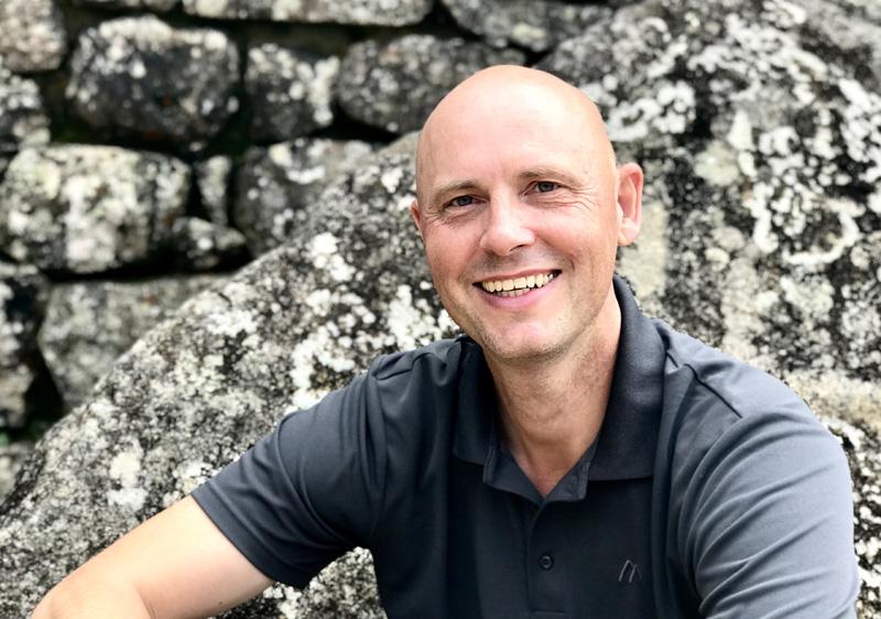Hans-Martin Beck, Machu Picchu 2018