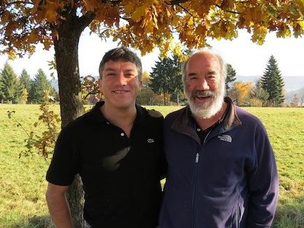 Ivan und Juan Núñez del Prado