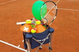 Trainingsblock II Tennisküken