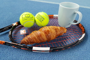 Good Morning Tennis