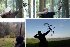 Alle Stilarten# Trainingstag Volcano Archers & Interessenten