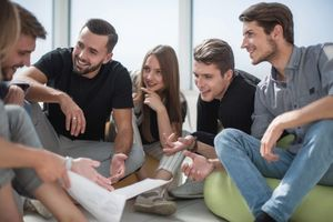 Arbeit mit Gruppen (VHT)