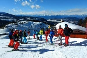 SCG Ski-Safari Dolomiten