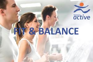 Fit & Balanced (Schwerpunkt Beweglichkeit) - Präventionskurs