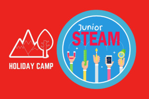 Arcadia | Summer Camp Week 1 | Junior STEAM Lab