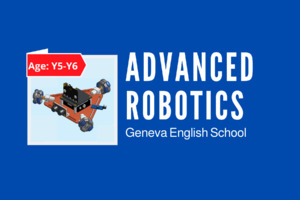 Advanced Robotics (Y5-Y6)