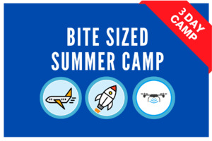 3 Day Flight Camp | July 13-15 | 9h-12h30