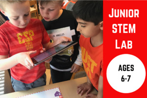 Braswell Arts Center | Summer Week 1 | Junior STEM Lab
