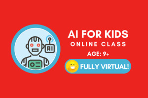 Weekly Virtual Class | AI for Kids | Wednesday