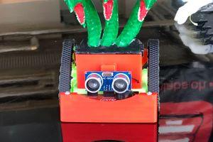 Braswell Arts Center   SaturdayMorning   Robot Battle Lab