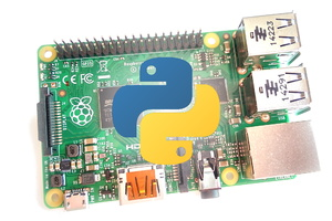 Chambesy | Wednesday- French | Python Programming Projects with Raspberry Pi