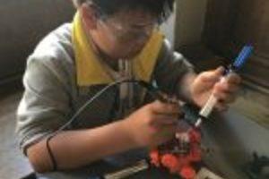 IHEID | Summer Camp Week 1 | Robot Battle Lab!