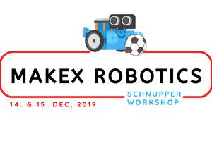 MakeX Robotics Taster Weekend