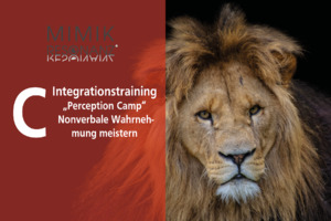 Mimikresonanz®-TtP-Ingtegrationstraining Perception Camp