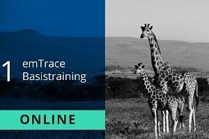 emTrace® Basistraining (Level 1)