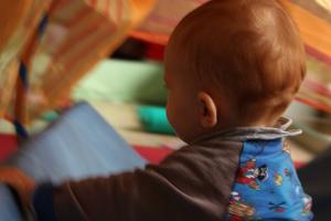 Bewegungsabenteuer Eltern-Kind-Gruppe Di 09.00 Uhr