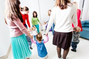 Kindertanz und Bewegungskurse