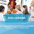 Onilo - Sprach- und Leseförderung und Unterrichtsmaterial