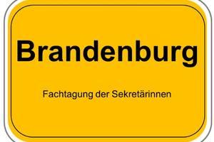 Fachtagung der Sekretärinnen Brandenburg a. d. Havel