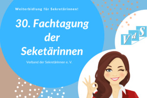 virtuelle Fachtagung der Sekretärinnen September 2021