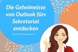 Die Geheimnisse von Outlook fürs Sekretariat entdecken