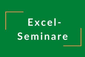 Video-Kurs So wird Excel zum hilfreichen Freund im Sekretariat(4 Module á 2 Stu