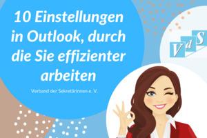 Gratis-Webinar 10 Einstellungen in Outlook, durch die Sie effizienter arbeiten