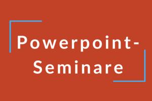 Video-Kurs Frischekur für erfahrende PowerPoint-Nutzerinnen (4 Module á 2 Stunde