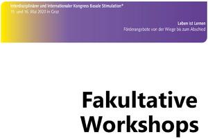 Fakultative Workshops