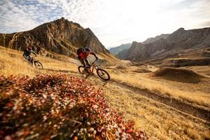 Bike Woche Valle Maira Piemont IT