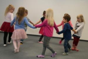 MFE Musikkindergarten - donnerstags 17.15 Uhr