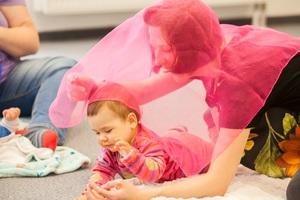 Musikgarten für Babys 1 - donnerstags 16.30 Uhr