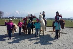 2 Tage Pferdehof - enmal anders - aber wie?