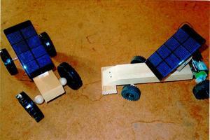 Wir bauen ein Solar Fahrzeug