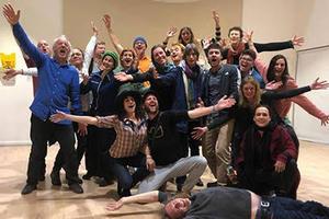 Jonathan Kay & the NOA Seven Day Workshop - Berlin