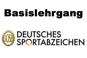 Basislehrgang Sportabzeichen