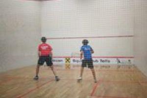 Schnuppertraining Squash