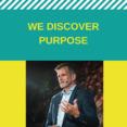 Live talk mit Frank Bömers - Die PURPOSE Reise geht weiter