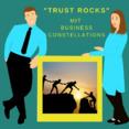 Trust Rocks - mit Business Constellations