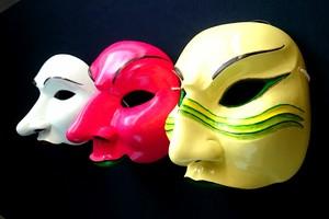 Maskenworkshop