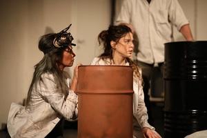 Curso de teatro en español II - Proyecto