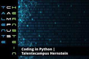 Coding in Python | Talentecampus Hernstein