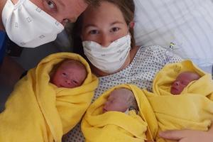 Online-Elternschule live 01.05 Geburtsvorbereitung für Mehrlingseltern