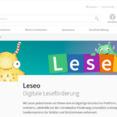 Digitale Leseförderung in der Grundschule mit Leseo