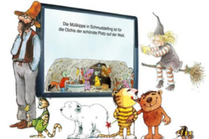 Animierte Kinderbücher zum Lesen, Hören und Verstehen