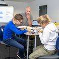 Hybrides-Unterrichtsmodell mit LEGO SPIKE, Scratch und eduScrum