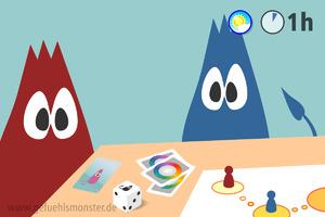 Gefühlsmonster - eine Wohltat fürs innere Kind - Spiele für Erwachsene