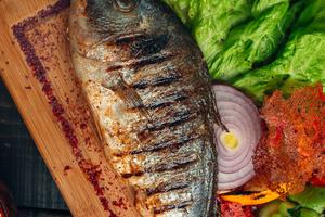 Kochkurs Ran an den Fisch