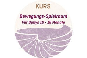 Bewegungs- & Spielraum Baby 10-18 Monate