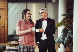 Das Montags-Cafe Praxis-Vortrag Netzwerk-Kompetenz